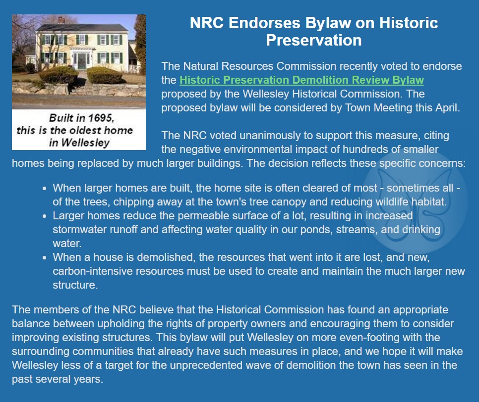 NRC-endorsement